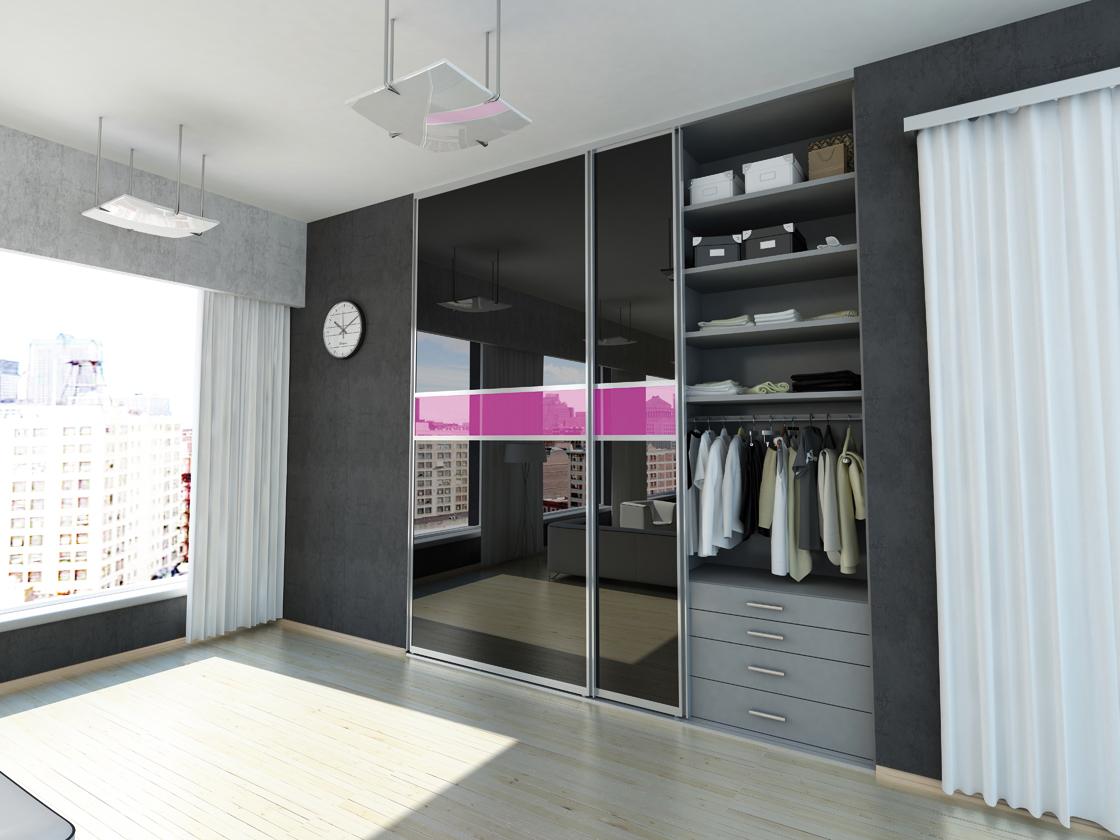 """Купить недорогие шкафы-купе на заказ в самаре """"avk-мебель""""."""
